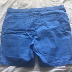 Riders by Lee Shorts - Plus size khaki blue shorts